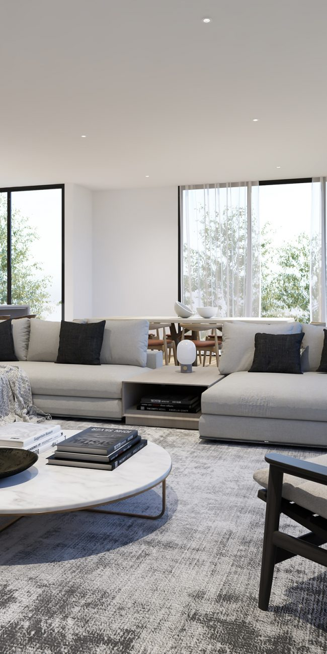 Beach Rd – Apartment 1 – Lounge In MR